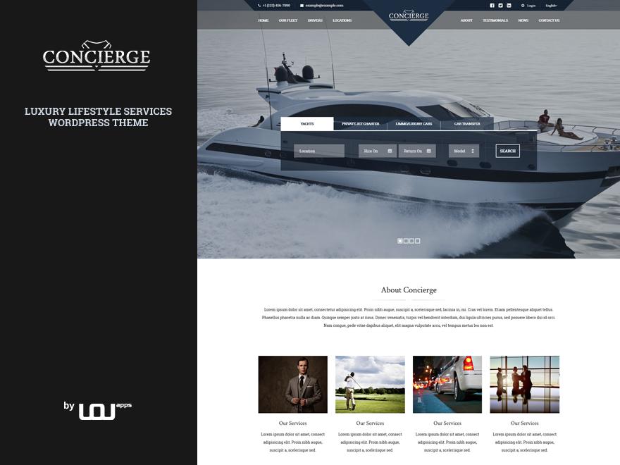 Concierge - Luxury Lifestyle Services